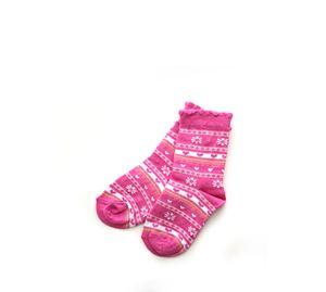 Vero By Aslanis Kids - Σετ 3 Ζευγ. Κάλτσες Vero by Aslanis (ροζ-σιέλ-φούξια)