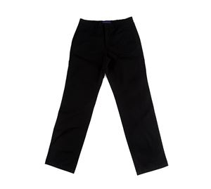 Pre-Fall Collection - Γυναικείο Μαύρο Παντελόνι TRUSSARDI ROM