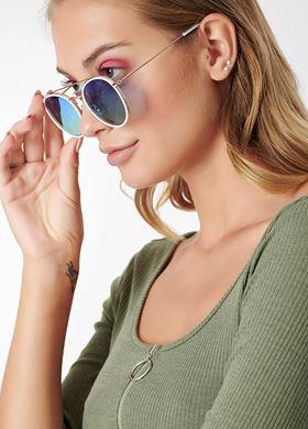 Γυναικεία Γυαλιά Ηλίου PINK WOMAN