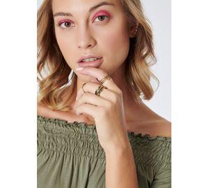 Trendy Season Picks - Γυναικεία Δαχτυλίδια PINK WOMAN