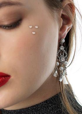 Γυναικεία Σκουλαρίκια PINK WOMAN