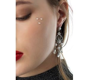 Fashion Vibe - Γυναικεία Σκουλαρίκια PINK WOMAN