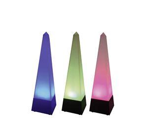Home Decoration - Διακοσμητικό Φωτιστικό Πυραμίδα Party Fun Lights
