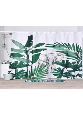 Πλαστική Kουρτίνα Mπάνιου Aria Trade