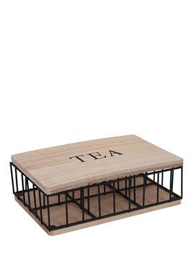 Ξύλινο Κουτί Αποθήκευσης Aria Trade