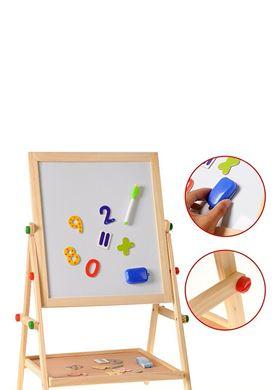 Παιδικός Ξύλινος Μαγνητικός Πίνακας Aria Trade