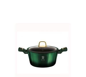 Let's Cook! - Αντικολλητική Κατσαρόλα 20cm Berlinger Haus