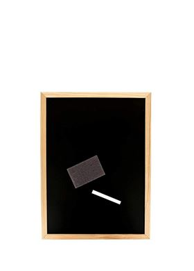 Ξύλινος Μαυροπίνακας Κιμωλίας Aria Trade