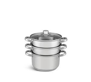 Let's Cook! - Σετ Ατμομάγειρας 4 Τεμ. Edenberg