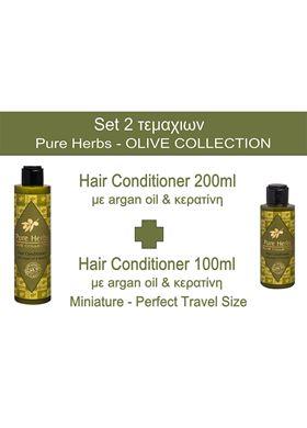 Σετ Conditioner 2 Τεμ. Pure Herbs