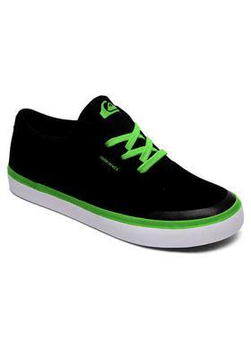 Παιδικά μαύρα Sneakers QUIKSILVER