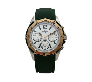 Angel Watches - Ανδρικό Ρολόι ANGEL λευκό καντράν