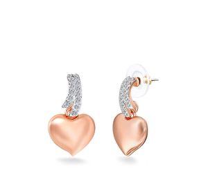 Premium Accessories - Γυναικεία Σκουλαρίκια Saint Francis Crystals