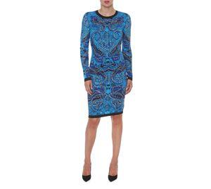 Outlet - Μπλε Φόρεμα WOW