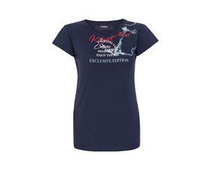 Denim Culture - Γυναικείο T-Shirt CULTURE