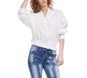 Tantra - Γυναικεία Μπλούζα Με Ελαστικό Λαιμό Tantra