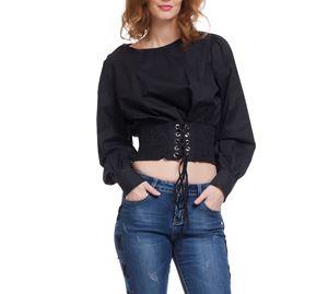 Tantra - Γυναικεία Μπλούζα Με Λάστιχο Tantra