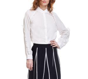 Tantra - Γυναικεία Μπλούζα Με Βολάν Tantra