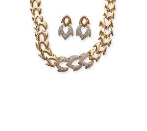 Ozzi - Γυναικείο Σετ Κολιέ Και Σκουλαρίκια OZZI ozzi   γυναικεία κοσμήματα