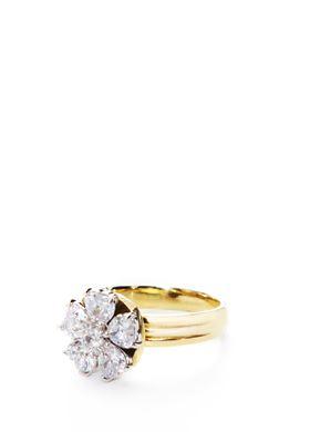 Γυναικείο Δαχτυλίδι OZZI