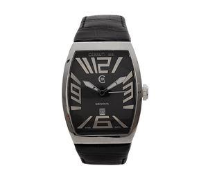 Watches & Jewels - Ορθογώνιο Ανδρικό Ρολόι CERRUTI