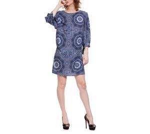Tantra - Γυναικείο Φόρεμα Geometric Print Tantra