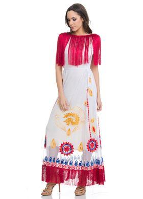 Γυναικείο Μακρύ Φόρεμα CHIC BY TANTRA
