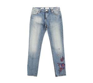 Fracomina - Παντελόνι FRACOMINA Με σχέδιο fracomina   γυναικεία παντελόνια