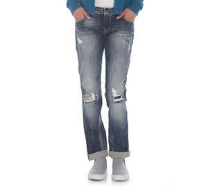 Fracomina - Γυναικείο Παντελόνι FRACOMINA Με σκισίματα fracomina   γυναικεία παντελόνια