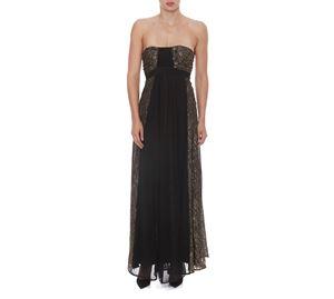 Fracomina - Γιορτινό Στράπλες Φόρεμα FRACOMINA fracomina   γυναικεία φορέματα
