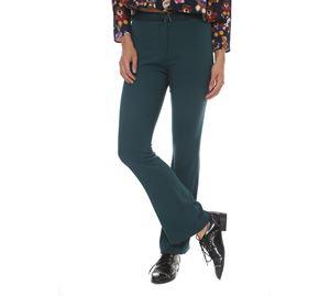 Fracomina - Γυναικείο Πράσινο Παντελόνι FRACOMINA fracomina   γυναικεία παντελόνια