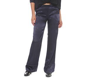 Fracomina - Γυναικείο Μπλε Παντελόνι FRACOMINA fracomina   γυναικεία παντελόνια