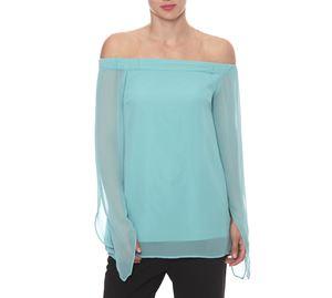 Fracomina - Γυναικεία Έξωμη Μπλούζα FRACOMINA fracomina   γυναικείες μπλούζες