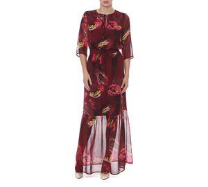 Fracomina - Μακρύ Φόρεμα FRACOMINA fracomina   γυναικεία φορέματα