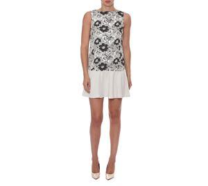 Fracomina - Αμάνικο Κοντό Φόρεμα FRACOMINA fracomina   γυναικεία φορέματα