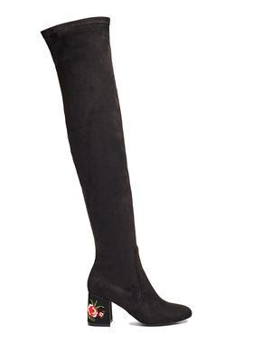 Μαύρες Γυναικείες Μπότες MIGATO
