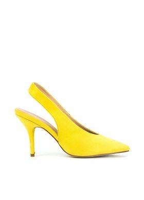 Γυναικείες Γόβες MIGATO IM.SUEDE SLING BACK κίτρινο χρώμα