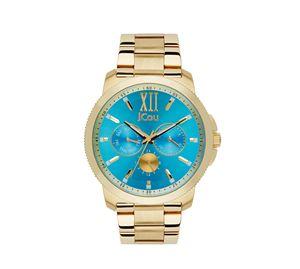 Jcou Watches - Γυναικείο Ρολόι Jcou Blue Sea
