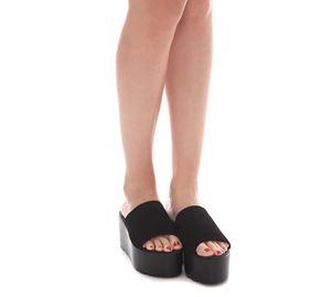 Reload Shoes - Γυναικείες Δερμάτινες Πλατφόρμες RELOAD