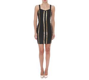 Outlet - Γυναικείο Φόρεμα WOW Αμάνικο