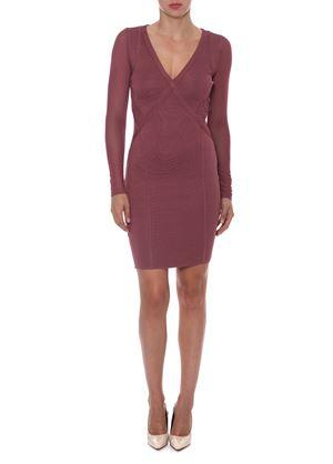 Outlet - Μωβ Φόρεμα WOW