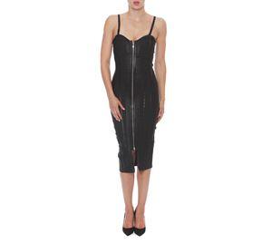 Outlet - Μαύρο Φόρεμα WOW