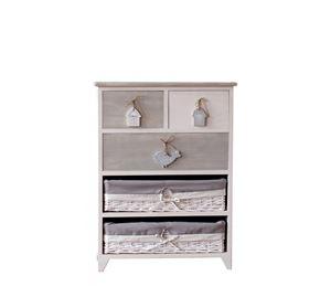 Bath & More - Συρταριέρα 60 x 31 x 80 εκ. Interiors bath   more   είδη σπιτιού