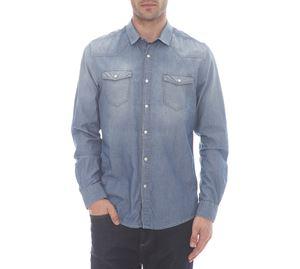 Edward Jeans - Ανδρικό Πουκάμισο EDWARD edward jeans   ανδρικά πουκάμισα