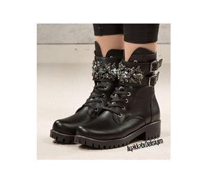 Stylish Clearance - Γυναικείες Μπότες DELISIYIM