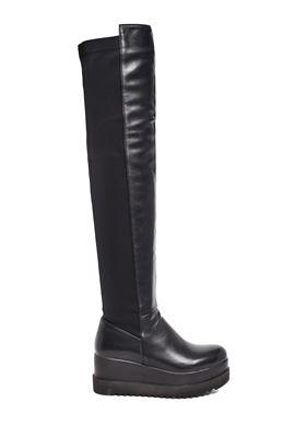 Γυναικείες Μπότες MIGATO σε μαύρο χρώμα
