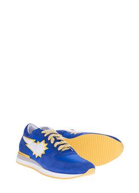 Ανδρικά Δερμάτινα Sneakers URBAN SUN