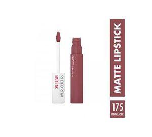 Maybelline & More - Super Stay Matte Ink Liquid Lipstick 175 Ringleader