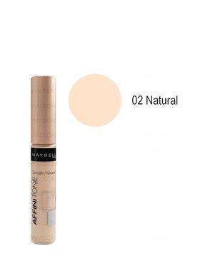 Affinitone Concealer Liquid 02 Natural MAYBELLINE