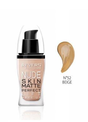 Nude Skin Matte PerfectFoundation 52